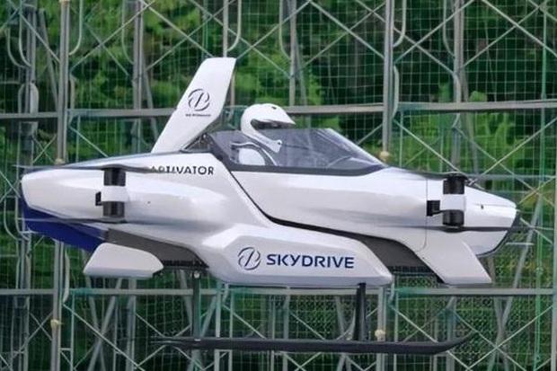Ô tô bay sẽ sớm thay thế các phương tiện giao thông mặt đất? - Ảnh 1.