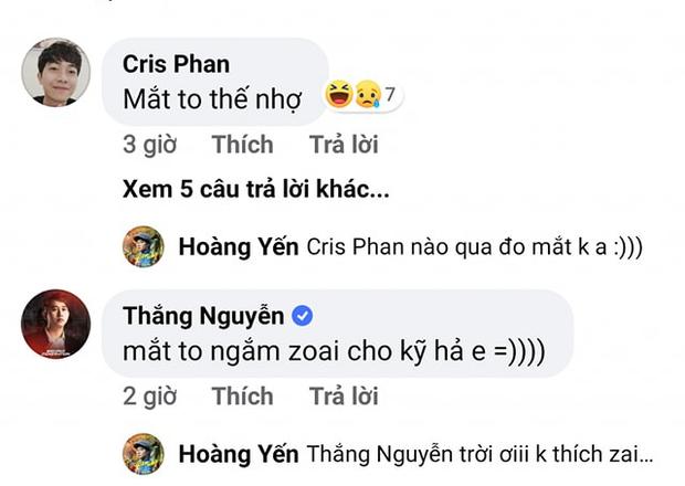Hoàng Yến Chibi vừa đăng ảnh, Cris Phan và Harvin lập tức soi ra điều bất thường - Ảnh 2.