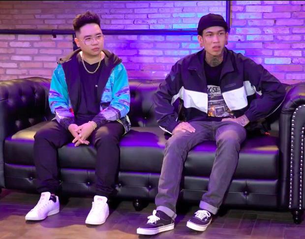 Dế Choắt và Lăng LD không hề đối đầu, khán giả nhận một cú lừa ngoạn mục từ nhà sản xuất Rap Việt! - Ảnh 1.