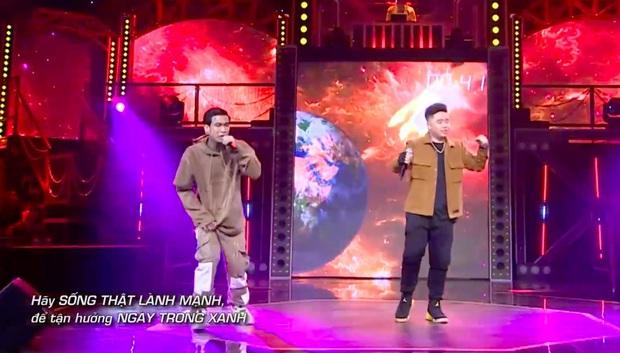 Dế Choắt và Lăng LD không hề đối đầu, khán giả nhận một cú lừa ngoạn mục từ nhà sản xuất Rap Việt! - Ảnh 3.