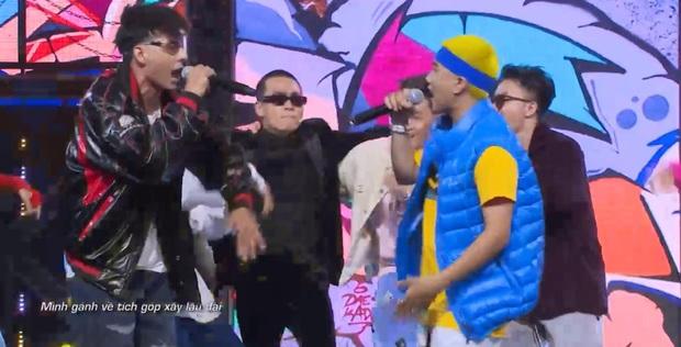 Dế Choắt và Lăng LD không hề đối đầu, khán giả nhận một cú lừa ngoạn mục từ nhà sản xuất Rap Việt! - Ảnh 4.