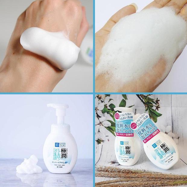 4 sữa rửa mặt Nhật - Hàn giá từ 150k được ví là đỉnh cao dưỡng ẩm, da mềm mượt láng mịn ngay sau khi làm sạch  - Ảnh 5.