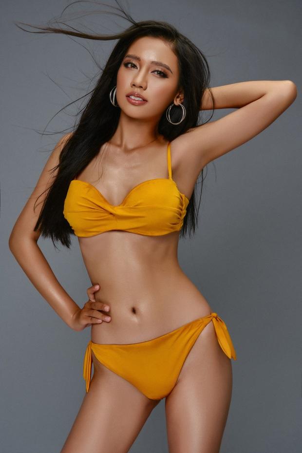 Tiếp tục series bikini của dàn thí sinh Hoa hậu: Khoe trọn chân dài 1m21, body chuẩn nhờ ăn kiêng và tập gym chăm chỉ - Ảnh 17.