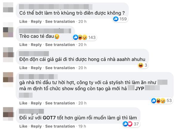 Netizen Việt phũ toàn tập khi JYP nhăm nhe tổ chức show sống còn tại Mỹ: Gà nhà lo chưa xong còn đòi trèo cao! - Ảnh 4.