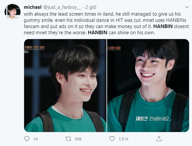 Hậu bị loại tại I-LAND, tên Hanbin lập tức lọt top trending trên toàn thế giới cơ hội được ra mắt chưa dừng lại ở đó? - Ảnh 4.