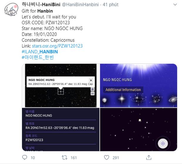 Hậu bị loại tại I-LAND, tên Hanbin lập tức lọt top trending trên toàn thế giới cơ hội được ra mắt chưa dừng lại ở đó? - Ảnh 5.