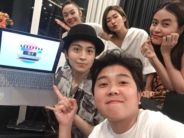 Gil Lê vừa ra MV, Hoàng Thuỳ Linh đã lộ ảnh thân thiết và đăng status ủng hộ bé Trúc: Còn chờ gì mà không công khai? - Ảnh 2.