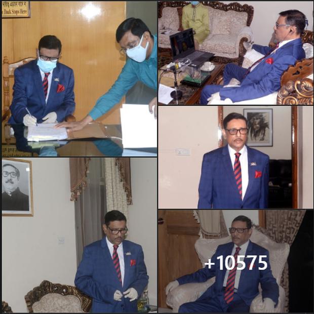Bộ trưởng Bangladesh là người mê chụp ảnh nhất quả đất: Đăng một phát 10.575 bức ảnh, hằng ngày up chơi chơi chục tấm - Ảnh 1.