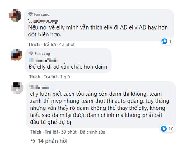 Team Flash lật kèo giành chiến thắng nghẹt thở trước FAP Esports, Elly vẫn bị fan chê không thể thay thế được ADC - Ảnh 3.