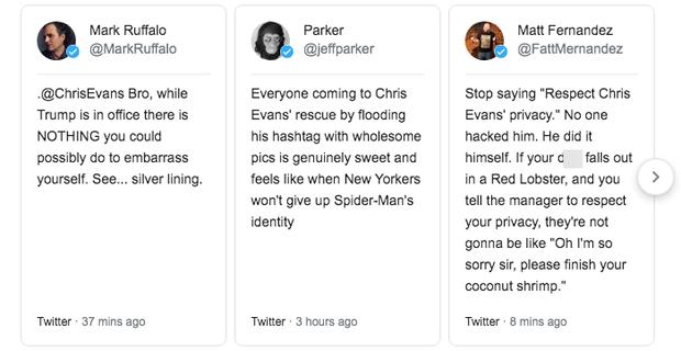 Nóng: Captain Chris Evans lỡ tay đăng ảnh bộ phận nhạy cảm lên Instagram, tài tử Hulk và dàn sao Hollywood tranh cãi nảy lửa - Ảnh 3.
