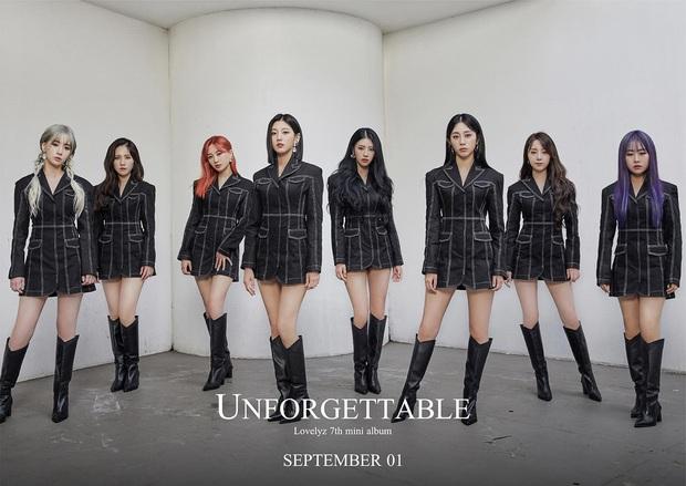 30 nhóm nhạc nữ Kpop hot nhất hiện nay: BLACKPINK thứ hạng không bất ngờ bằng loạt đối thủ vượt mặt Red Velvet, TWICE - Ảnh 10.