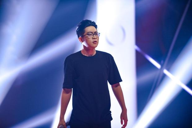 ICD được netizen khen nức nở khi rap diss cả MXH vì bị ném đá suốt thời gian thi King Of Rap - Ảnh 5.