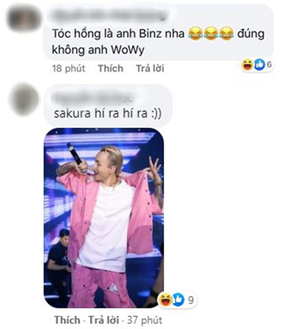 """Thầy trò Wowy của Rap Việt """"biến thân"""" thành Naruto, netizen hú gọi Binz """"tóc hồng"""" nhập bọn cho xôm tụ - Ảnh 8."""