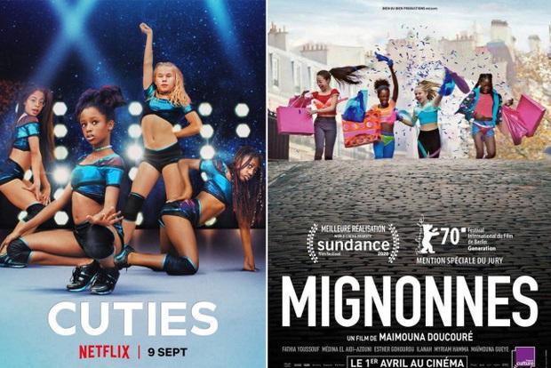 Netflix gây phẫn nộ dữ dội với bộ phim trẻ em nhưng kệch cỡm chẳng khác nào ấu dâm - Ảnh 2.