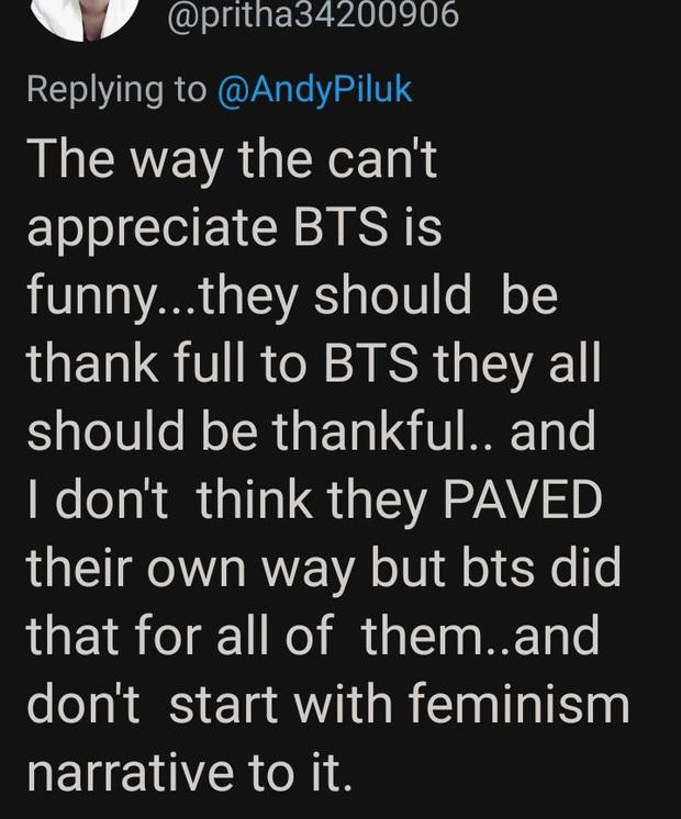 Biến Kpop: Jennie (BLACKPINK) bị khủng bố diện rộng vì phát ngôn gây tranh cãi, fan quốc tế réo gọi BTS và PSY - Ảnh 6.