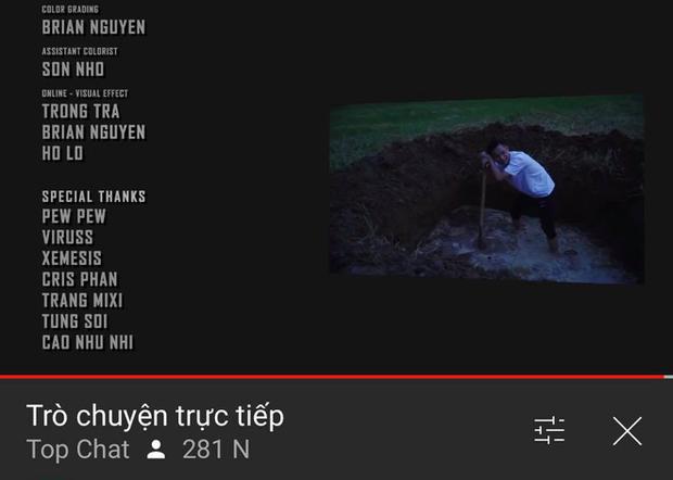Truy tìm nhân vật ẩn danh kết hợp cùng Độ Mixi trong MV: Từ HuyR, Bùi Công Nam đến... Trúc Nhân cũng trong diện nghi vấn? - Ảnh 2.