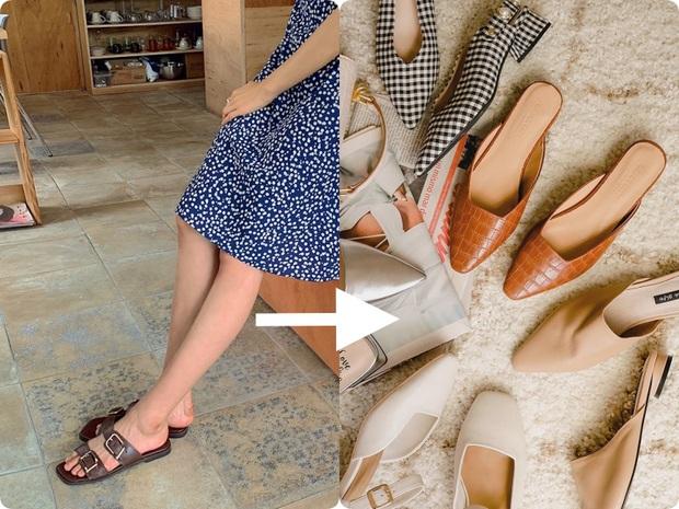 Ngay khi sang Thu, đây là 2 kiểu giày dép các nàng nên cho về vườn - Ảnh 1.