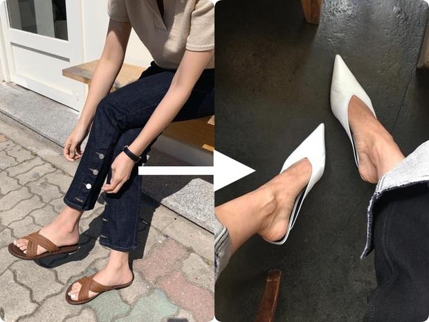 Ngay khi sang Thu, đây là 2 kiểu giày dép các nàng nên cho về vườn - Ảnh 2.