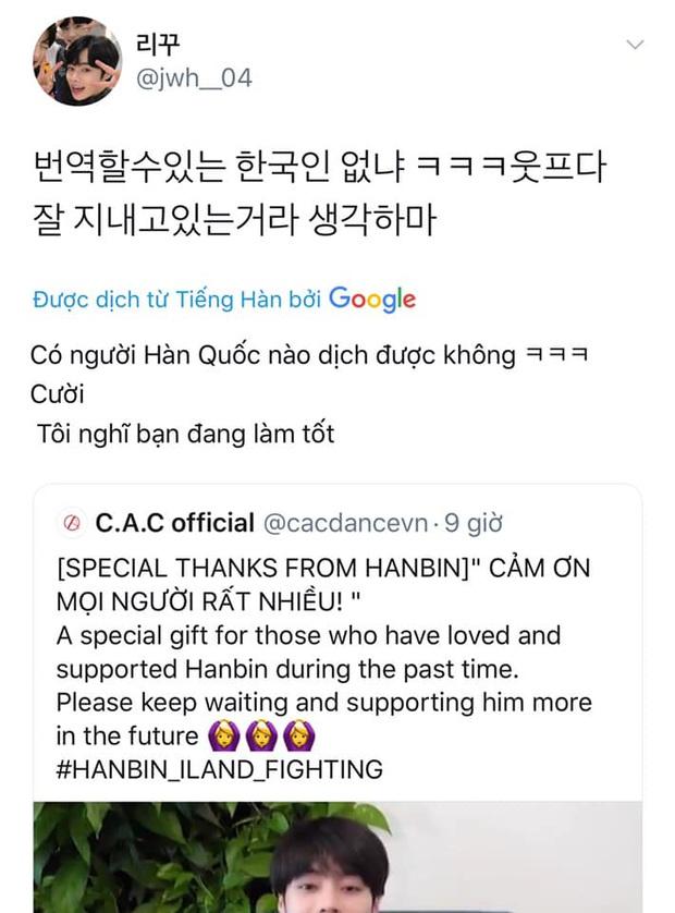 Hanbin từ Hàn Quốc quay clip cảm ơn fan, netizen trêu ngay: 20 năm theo Kpop mới được xem idol nói tiếng Việt không cần phụ đề - Ảnh 3.
