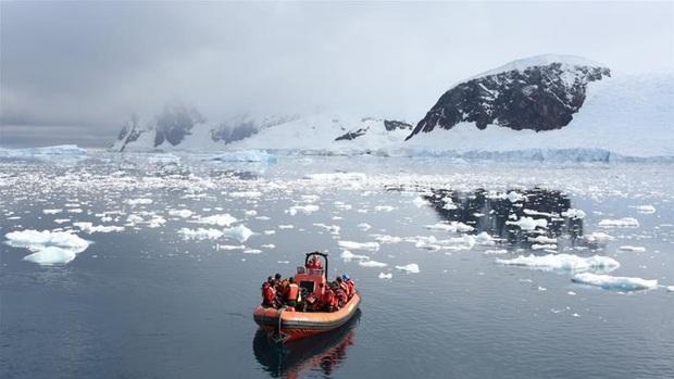 Băng ở Nam Cực đang tan chảy theo một kịch bản tồi tệ bậc nhất, hàng triệu người có nguy cơ mất trắng nhà cửa dưới biển nước - Ảnh 2.