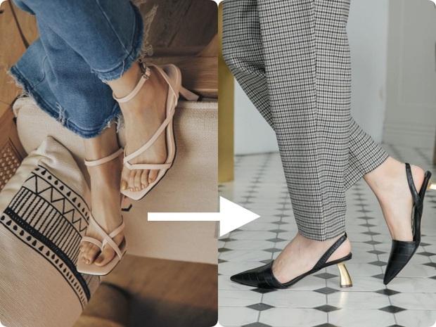 Ngay khi sang Thu, đây là 2 kiểu giày dép các nàng nên cho về vườn - Ảnh 3.