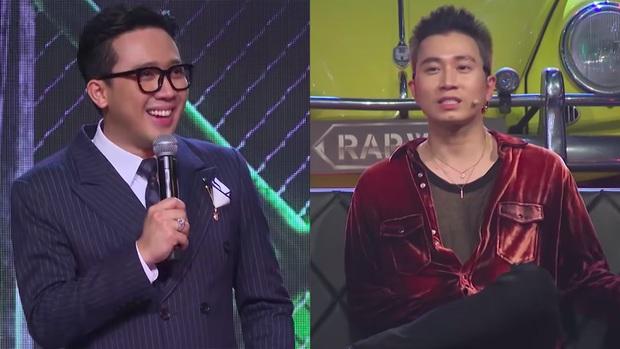 Karik cắt tóc gọn gàng vẫn bị MC Trấn Thành trêu chuyển style từ phi hành gia sang … Phi Nhung - Ảnh 3.