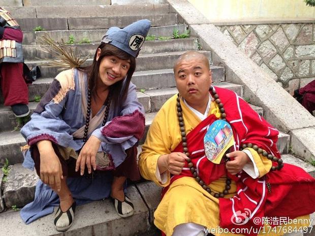 Chàng béo nổi tiếng phim Châu Tinh Trì và cuộc sống ít người biết ở tuổi U50 - Ảnh 6.