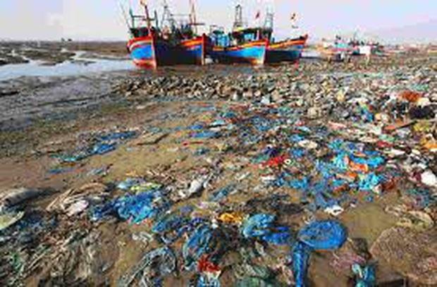 Châu Á đối diện thảm họa rác thải nhựa thời COVID-19 - Ảnh 1.