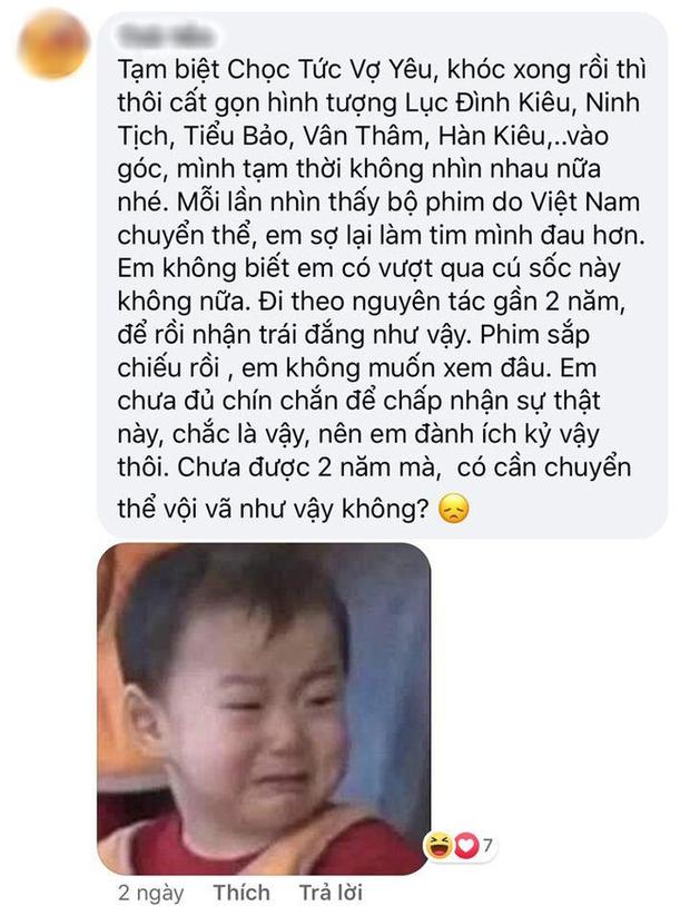 Sau 2 năm im lìm, Chọc Tức Vợ Yêu bản Việt đánh du kích với poster và lịch chiếu, fan nguyên tác chỉ biết phẫn nộ trong lòng - Ảnh 9.