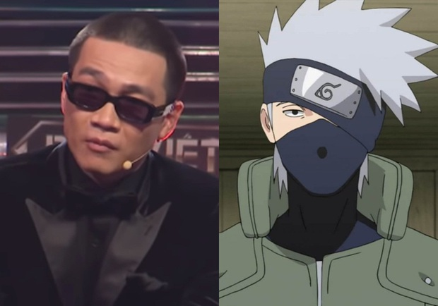 """Thầy trò Wowy của Rap Việt """"biến thân"""" thành Naruto, netizen hú gọi Binz """"tóc hồng"""" nhập bọn cho xôm tụ - Ảnh 4."""
