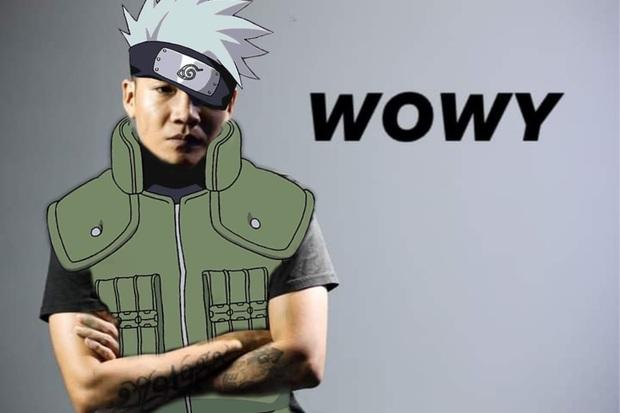 """Thầy trò Wowy của Rap Việt """"biến thân"""" thành Naruto, netizen hú gọi Binz """"tóc hồng"""" nhập bọn cho xôm tụ - Ảnh 14."""