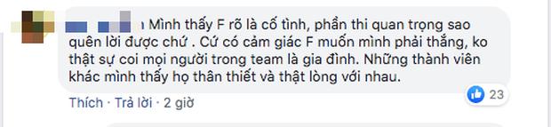 Thí sinh team HLV Wowy bị chỉ trích khi bỏ rap phần hỗ trợ bạn diễn: Chơi không đẹp, tài năng không xứng đáng để đi tiếp? - Ảnh 7.