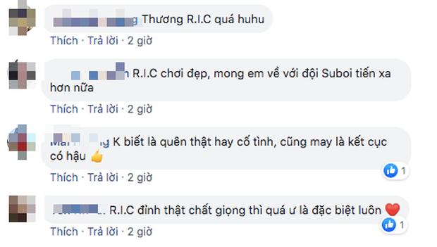 Thí sinh team HLV Wowy bị chỉ trích khi bỏ rap phần hỗ trợ bạn diễn: Chơi không đẹp, tài năng không xứng đáng để đi tiếp? - Ảnh 13.