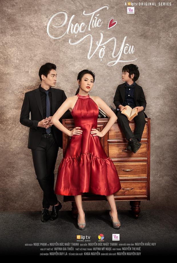 Sau 2 năm im lìm, Chọc Tức Vợ Yêu bản Việt đánh du kích với poster và lịch chiếu, fan nguyên tác chỉ biết phẫn nộ trong lòng - Ảnh 1.