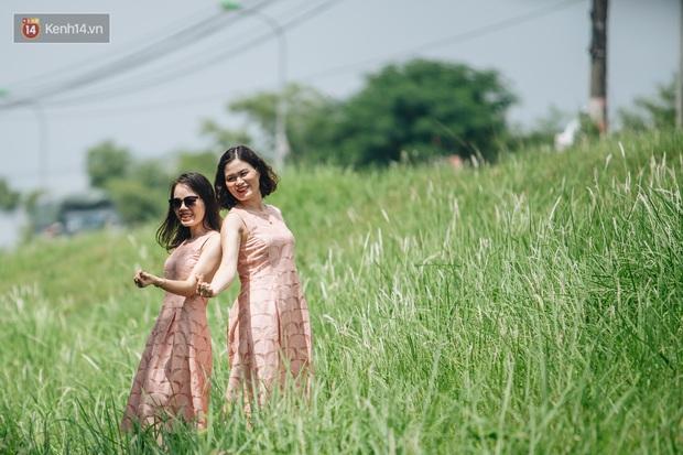 Vô Diện đã ghé thăm triền đê cỏ tranh trắng muốt ở Hà Nội, còn bạn thì sao? - Ảnh 8.