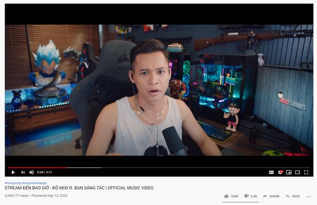 Từ Jack & K-ICM, Quân A.P cho đến Độ Mixi ra MV thành tích khủng nhưng đều bị top trending YouTube hắt hủi - Ảnh 3.
