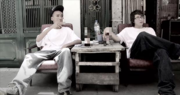 Wowy và Karik đi ngược về quá khứ, hợp tác làm MV remake bản rap Khu Tao Sống đình đám 10 năm trước? - Ảnh 5.