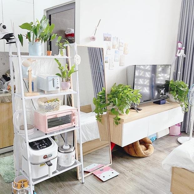Cô bạn tút tát căn phòng theo style Hàn Quốc siêu xinh, hay nhất là chẳng có món decor nào giá quá 800k - Ảnh 19.