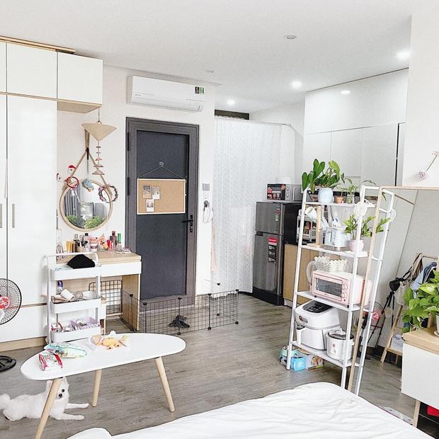 Cô bạn tút tát căn phòng theo style Hàn Quốc siêu xinh, hay nhất là chẳng có món decor nào giá quá 800k - Ảnh 5.