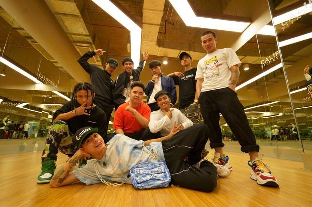 Wowy đã từ chối 2 phim mới để kề vai sát cánh cùng học trò tại Rap Việt - Ảnh 2.