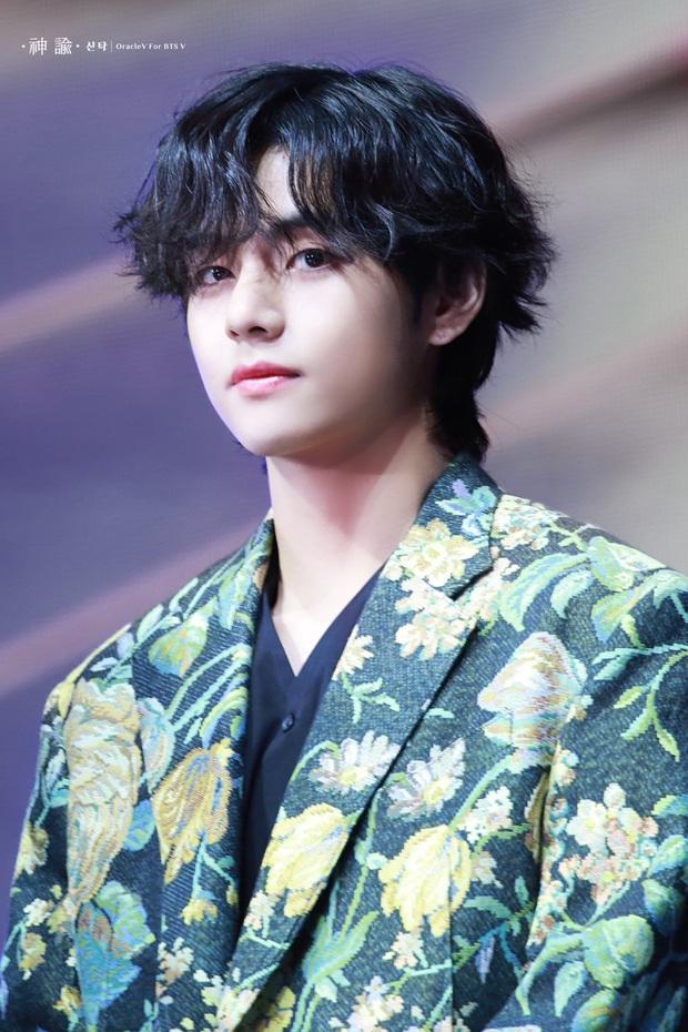 """Báo Hàn chọn ra 7 """"thiên tài gương mặt"""" trong giới idol: Toàn nhan sắc hiếm có, V (BTS) No.1 nhưng bất ngờ hơn là 2 đại diện nhà SM - Ảnh 3."""