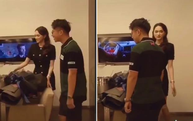 Thêm hình ảnh Matt Liu siêu galant khi đưa Hương Giang đi mua xe 8 tỷ, cặp đôi ngọt ngào như vợ chồng son - Ảnh 2.