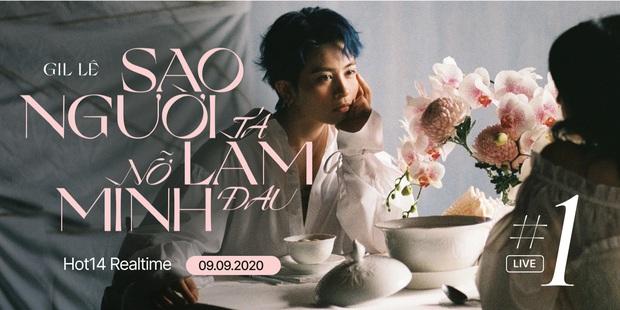 Hoàng Thuỳ Linh hết thả tim rồi gọi bé Trúc để ủng hộ nhiệt liệt, MV của Gil Lê lên #1 HOT14 Realtime ngay và luôn! - Ảnh 6.