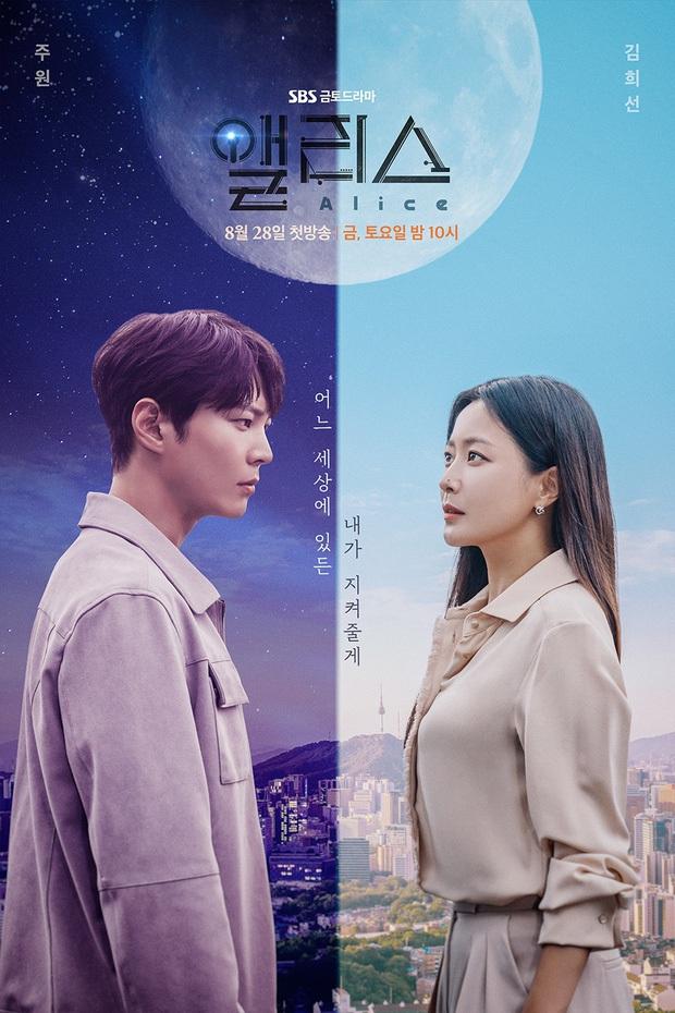 Phận nam - nữ chính nhưng Joo Won và Kim Hee Sun lại bị khán giả cấm đến với nhau ở Alice - Ảnh 1.