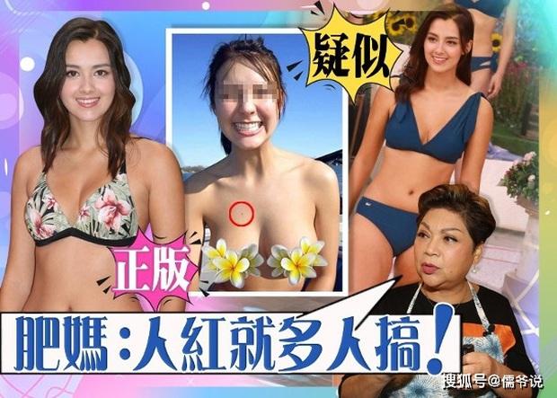 Xôn xao tân Hoa hậu Hong Kong vừa đăng quang đã lộ ảnh nóng tràn lan trên MXH, đại diện phản hồi ra sao? - Ảnh 2.