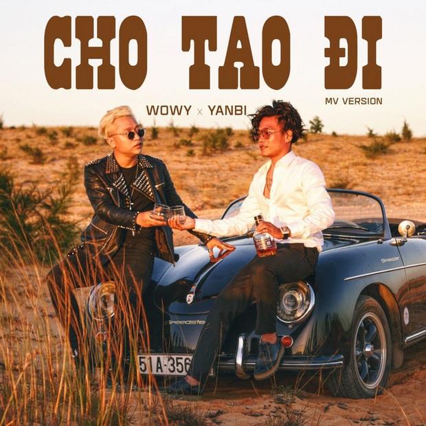 Yanbi vừa đăng đàn bóng gió HLV Rap Việt hay King Of Rap, Wowy đã vào tận nơi đáp trả khi bị đưa vào diện tình nghi - Ảnh 3.