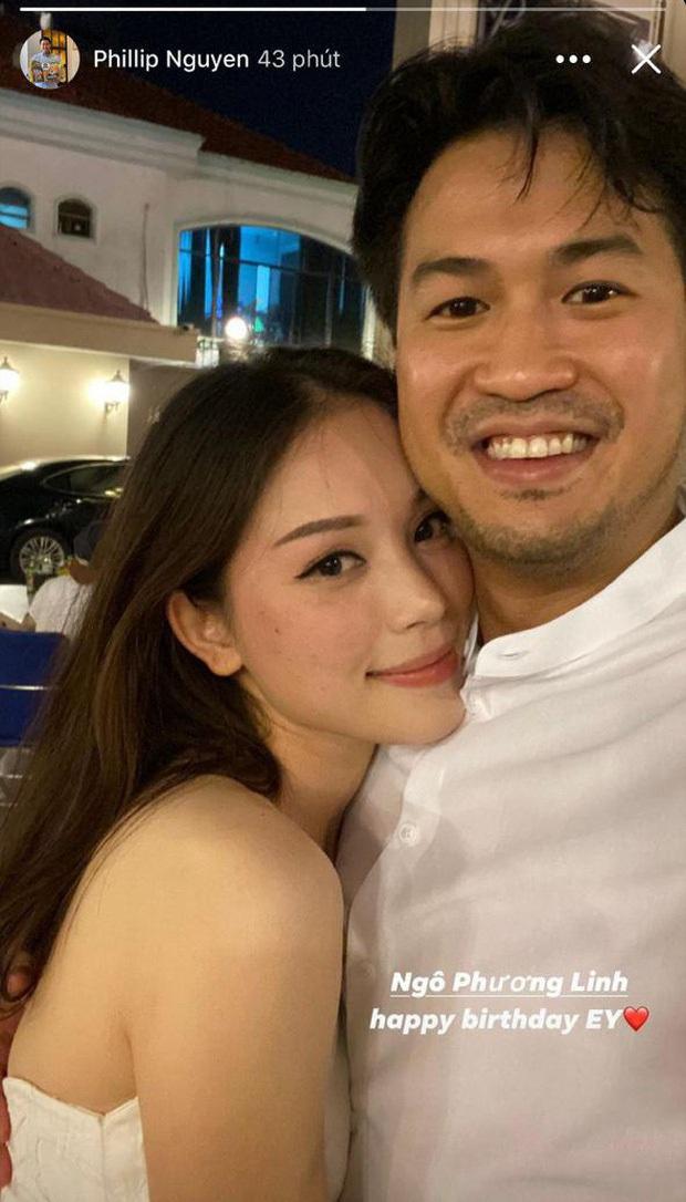 Linh Rin trong ảnh bồ tag và ảnh tự đăng: Phong độ nhan sắc cực ổn định, Phillip Nguyễn có sao up vậy mà vẫn xinh xuất sắc - Ảnh 2.