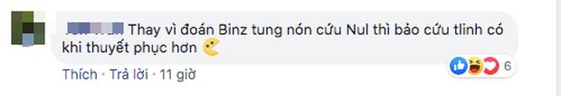 Chưa lên sóng, netizen đã tranh cãi Nul bị loại và không xứng đáng được Binz cứu nhưng chưa bằng thuyết âm mưu về Tlinh - Ảnh 10.