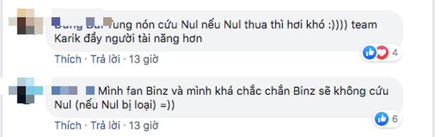 Chưa lên sóng, netizen đã tranh cãi Nul bị loại và không xứng đáng được Binz cứu nhưng chưa bằng thuyết âm mưu về Tlinh - Ảnh 7.