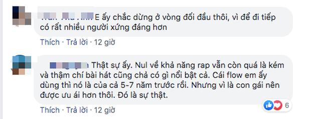 Chưa lên sóng, netizen đã tranh cãi Nul bị loại và không xứng đáng được Binz cứu nhưng chưa bằng thuyết âm mưu về Tlinh - Ảnh 8.